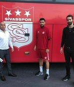 Demir Grup Sivasspor, Karabük'ten Paul Papp'ıtransfer etti