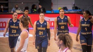 ASVEL Feminin - Fenerbahçe Öznur Kablo: 65-67 (MAÇ SONUCU - ÖZET)