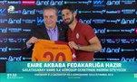 Emre Akbaba'dan Galatasaray'a jest