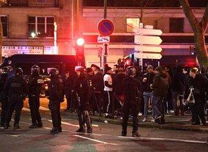 Saldırı sonrası sosyal medyada son durum: 82 Paris 83 Monaco!