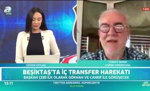 Turgay Demir'den flaş Gökhan Gönül ve Caner Erkin açıklaması!