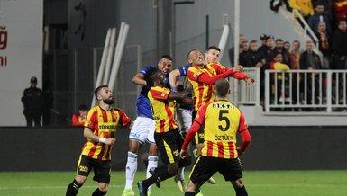 Göztepe 2-2 Fenerbahçe | MAÇ SONUCU