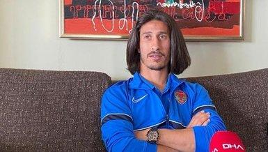 """Son dakika spor haberi: Burak Öksüz'den transfer açıklaması! """"Hatayspor'da olduğum için mutluyum"""""""