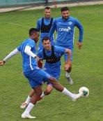 Kasımpaşa'da Kayserispor maçı hazırlıkları