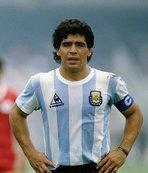 Maradona'dan sert açıklama