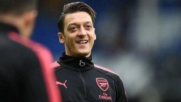 Mesut Özil'in geliş saati belli oldu!