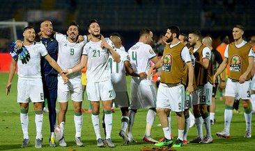 Cezayir 3-0 Gine