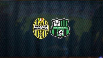 Hellas Verona - Sassuolo maçı saat kaçta ve hangi kanalda?