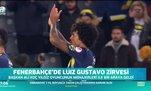 Luiz Gustavo'nun menajeriyle sürpriz zirve!