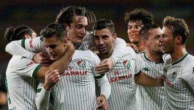 Bursaspor'un genç yıldızları kariyerlerinin zirvesinde