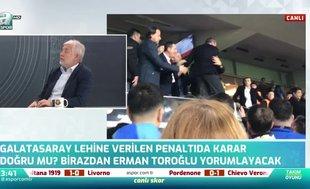Gürcan Bilgiç: Ersun Yanal ile konuştum ''İstifa etmedim'' dedi