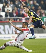 Fenerbahce get the job done in Antalya: 1-0