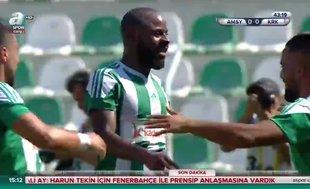 Y. Amasyaspor 1-0 Kırıkkale BAS (43' Sani)