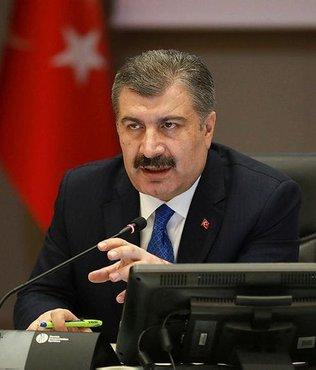 Son dakika! Corona virüsünde son durum ne? 4 Nisan 2020 Türkiye'de corona virüsü vaka sayısı kaç? Sağlık Bakanı Dr. Fahrettin Koca açıklama yaptı