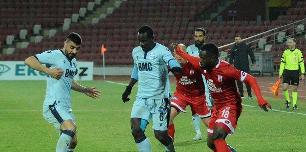 Adana Demirspor gol oldu yağdı!