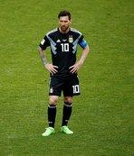 İzlanda'dan Messi'ye geçit yok!