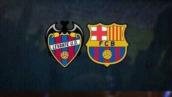 Levante-Barcelona maçı saat kaçta ve hangi kanalda?