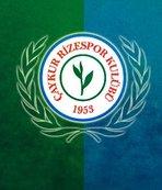 """Çaykur Rizespor'dan """"sosyal medya"""" açıklaması"""