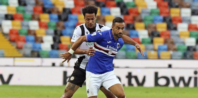 Udinese 1-3 Sampdoria | MAÇ SONUCU - İtalya Serie A -