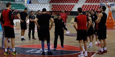 Eskişehir Basket'te antrenmanlar sürüyor