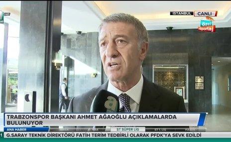 """Ahmet Ağaoğlu: """"Yusuf ve Abdülkadir'i izliyorlar"""""""