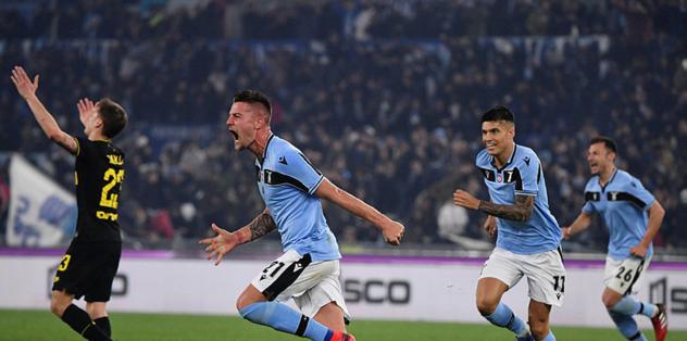 Lazio 2-1 Inter   MAÇ SONUCU