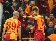 Galatasaray'da Belhanda ve Feghouli'den flaş karar! İşte nedeni