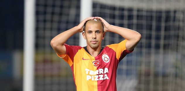 Feghouli'den Galatasaray'a beklenmedik talep!