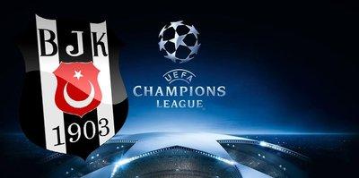 Beşiktaş'ın Devler Ligi macerası başlıyor