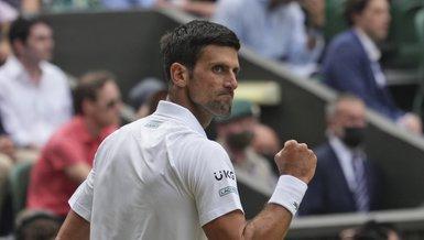 Wimbledon tek erkekler finalinde şampiyon Novak Djokovic oldu!