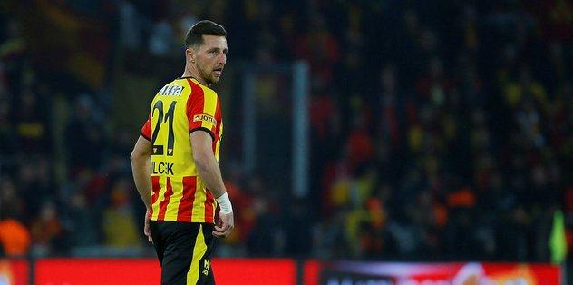 Göztepe Kamil Wilczek'i Kopenhag'a sattı! - Futbol -