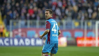 Son dakika: Trabzonspor'da Joao Pereira'nın sözleşmesi feshedildi!
