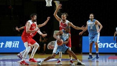 Uruguay - Türkiye: 86-95 | MAÇ SONUCU - ÖZET - FIBA Erkekler Olimpiyat Elemeleri