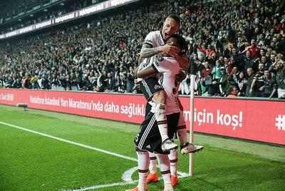 Beşiktaş'ın rekor gecesi