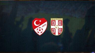 Türkiye Sırbistan maçı ne zaman, saat kaçta? Türkiye Sırbistan maçı Hangi kanalda CANLI yayınlanacak? | UEFA Uluslar Ligi