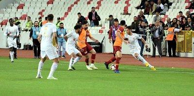 Demir Grup Sivasspor 4-3 Galatasaray | MAÇ SONUCU (ÖZET)