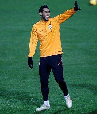 Galatasaray'da Belhanda bilmecesi