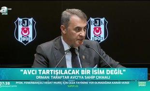 Fikret Orman'dan flaş sözler: Ahmet Nur Çebi ile bir araya gelmem