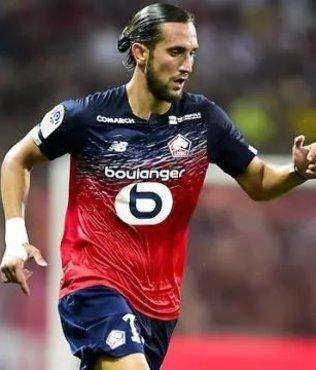 Yusuf Yazıcı Trabzonspor'a başarılar diledi