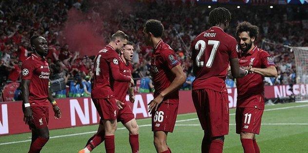 Liverpool rakip oldu