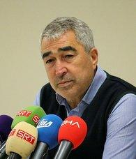Samet Aybaba: Beşiktaş maçının ardından yönetimle görüşeceğim