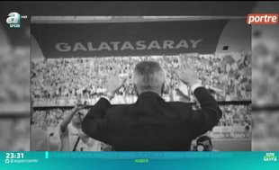 Galatasaray'ın efsane başkanı Özhan Canaydın l PORTRE