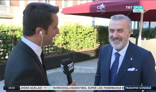 Beşiktaş'tan flaş Abdullah Avcı açıklaması