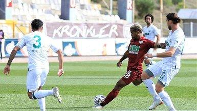 Bandırmaspor 0-1 Giresunspor MAÇ SONUCU | TFF 1. Lig