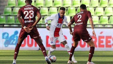 Metz-Paris Saint-Germain: 1-3 (MAÇ SONUCU-ÖZET)