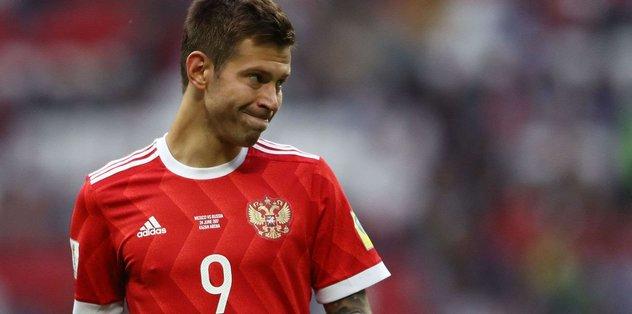 Süper Lig'in devleri peşindeydi! Smolov'un yeni adresi... - Atletizm -