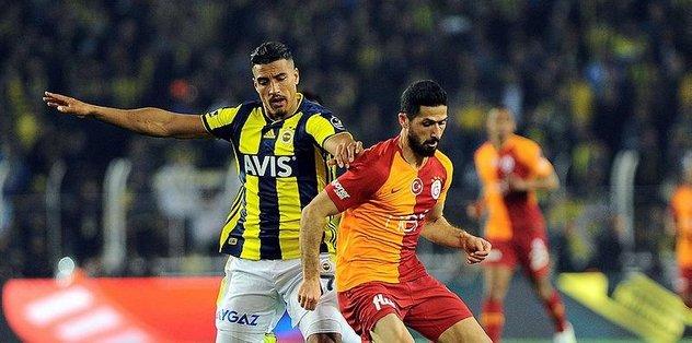 Kadıköy'de büyü bozulmadı! FENERBAHÇE 1-1 GALATASARAY | Fenerbahçe Galatasaray maç özeti