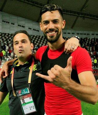 Arsenal Flamengo'dan İspanyol savunma oyuncusu Pablo Mari'yi kiraladı