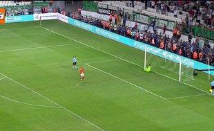Galatasaray - Akhisarspor (PENALTILAR)