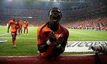 Bafetimbi Gomis'ten Galatasaray taraftarına mesaj